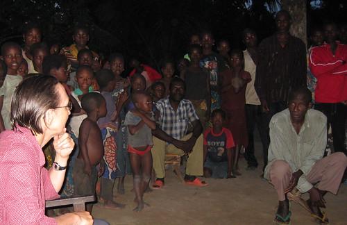 Tshombe Kilima-evening meeting