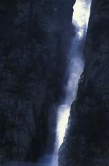 NT_EAU.100 (photonogrady) Tags: cloud mountain alps nature water rock montagne river waterfall eau riviere canyon foam gorge nuage cascade narrow rocher contrejour backlighting torrent drizzle ecume bruine faille etroit