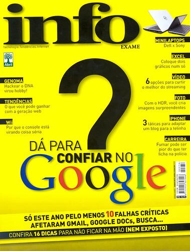 Revista INFO - Abril 2009