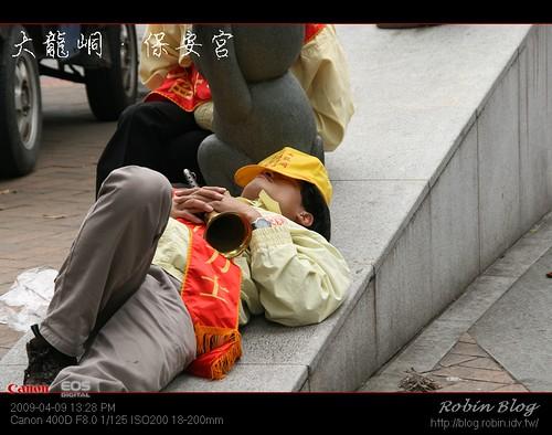 你拍攝的 20090409大龍峒保安宮外拍494.jpg。