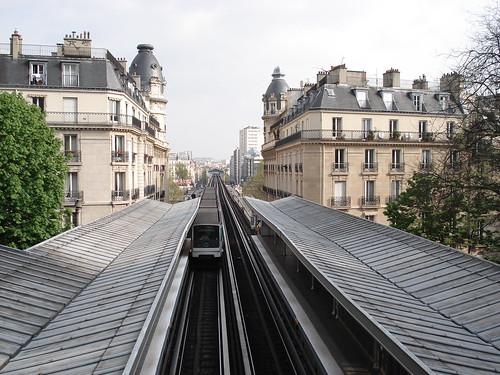 Metro Passy