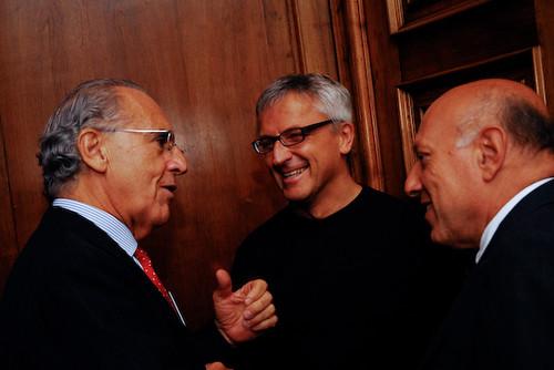 15.IX - Francesco Micheli, Paolo Da Col e Enzo Restagno