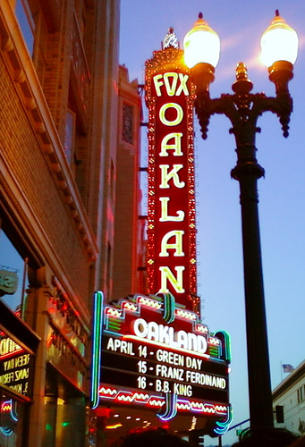 Green Day at the Fox Theater - Photo