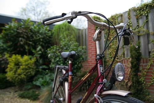 Piet the fiets