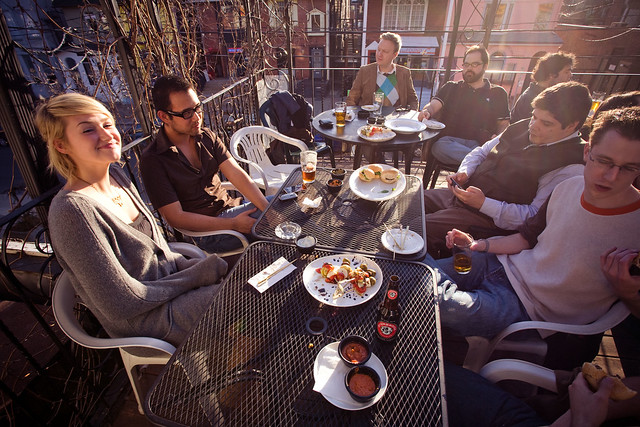 Torontoist Patio Series