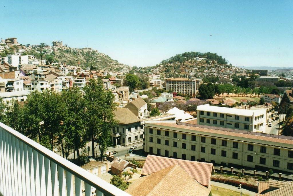 Hotel Colbert, Antananarivo