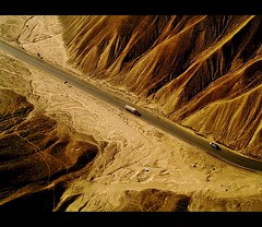 diagonal on the Andes (maios) Tags: road travel mountain greek photo flickr photographer crosses aerial andes fotografia manikis maios iosif nazka heliography    platinumphoto  goldstaraward       iosifmanikis