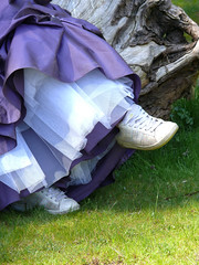 No Cinderella Syndrome here......! (frazz46) Tags: shoes graduation runners promnight otw crinolin infinestyle acg1stplacewinner dragondaggerphoto absolutegoldenmasterpiece artofatmosphere