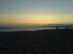 (Marissa Juarez) Tags: sunset venicebeach sunsetting