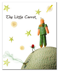 The Little Carrot (RR) Tags: food playing silly art goofy rose tomato de fun leaf with little humor rosa prince banana pineapple principito p carrots antoinedesaintexupry banane piccolo melon folha uva ananas grape tomate raisin shredded antoine cantaloupe 1943 petit abacaxi thelittleprince saintexupry anthropomorphic pequeno zanahoria prinz karotte pia carotte playingwithfood kleine principe meln starfruit carambola carambole anthropomorph melone cenoura sa ralado antropomrfico kzl opequenoprincipe innewyork antropomorfico anthropomorphe icanrelatetothat karambolen bookpublishedin 160languages monsieurexuprywrote thisbookbetween nyinspires over400500editions 1941and1943 80millionscopiessold brincandocomacomidablog