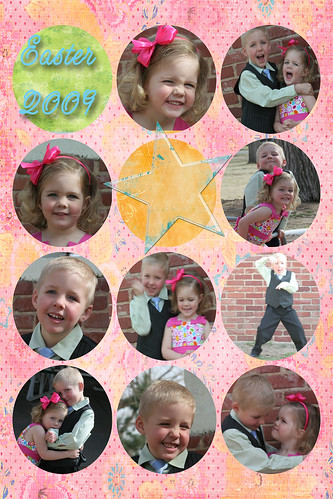Easter 2009 collage