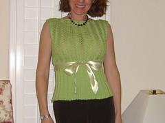 limeina 1 (December4) Tags: knitting shine orangina