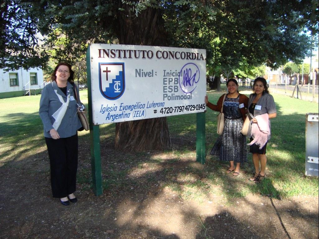 Concordia Seminary, Buenos Aires