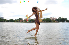 Jump on the water (ekamil) Tags: mia fareez ekamil