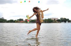 Jump on the water (ekamil) Tags: mia fareez ekamil