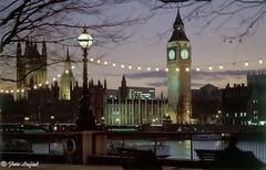 Londra sera (lufial) Tags: londra notturno lufial