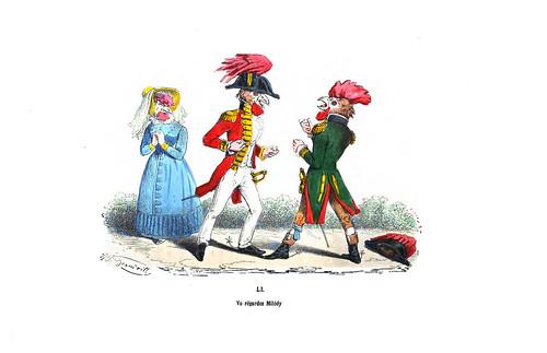 006-Les métamorphoses du jour (1869)-J.J Grandville