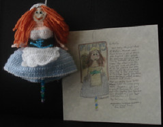 PrivateTavern Wench Swap (mammasan) Tags: handmade tavern crocheted wench swapbot dotee