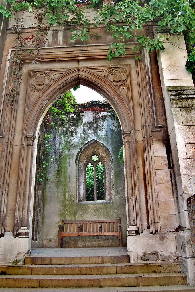 St Dunstan in the East #9