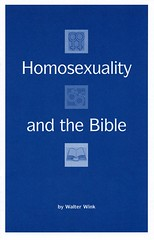 """Homosexuality & the Bible"" booklet"