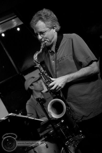 Danny Green Quartet at South Park Bar and Grill 51009© Michael Klayman-008