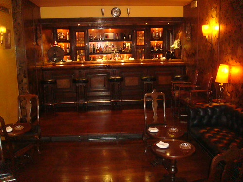 Bar de estilo británico