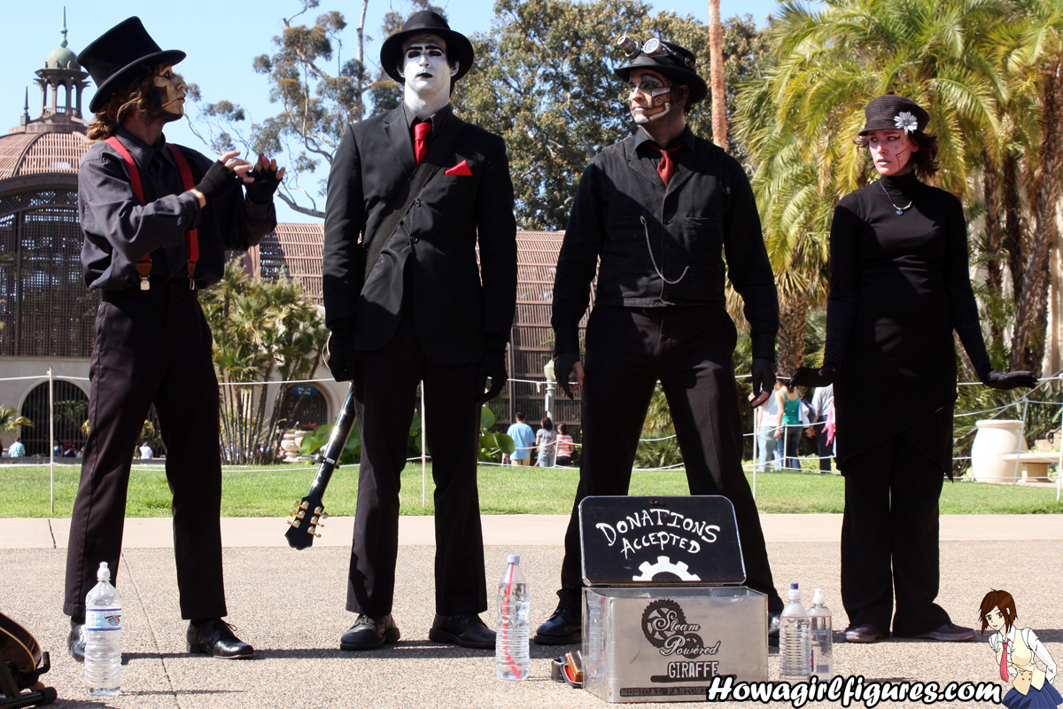 Why Did Upgrade Leave Steam Powered Giraffe