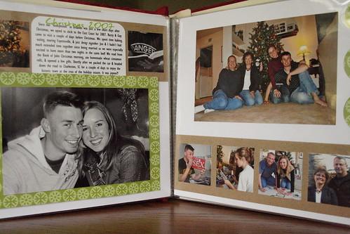 christmas book: 2007