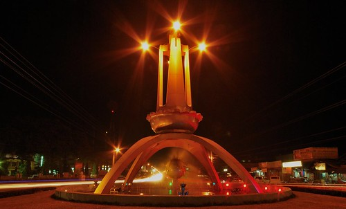 Koronadal City Philippines  City new picture : Koronadal City Roundball at Night by ricsamanion