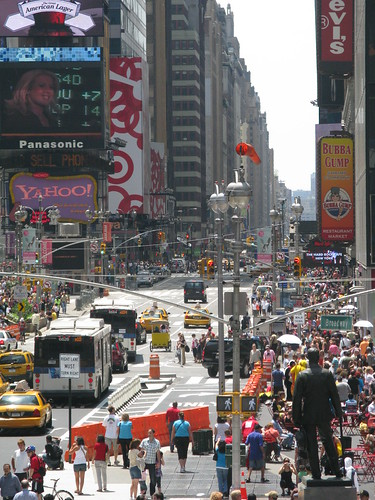 Time Square by Day 2