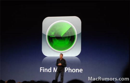 iphone find my phone