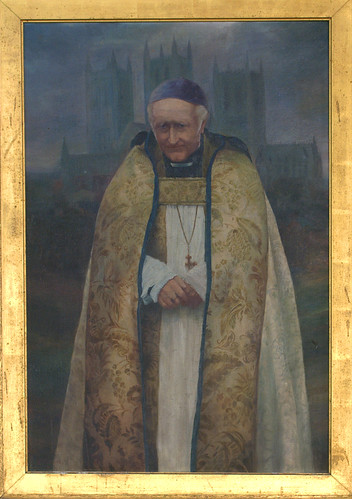Bishop Edward King at Wold Newton