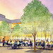King Hall Expansion Rendering