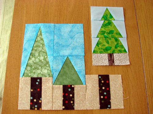 Cottage Quilting Bee - May - for Carolyn