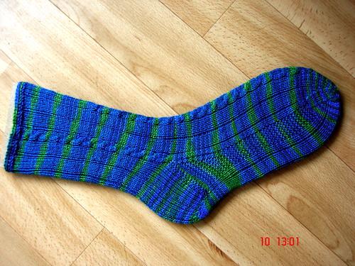 Drachenwoll-Socken