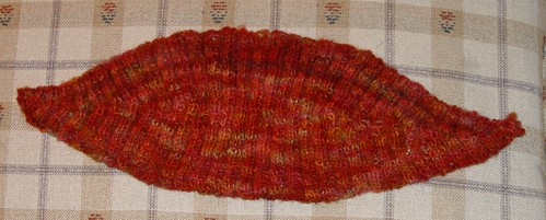 handspun handpainted calorimetry