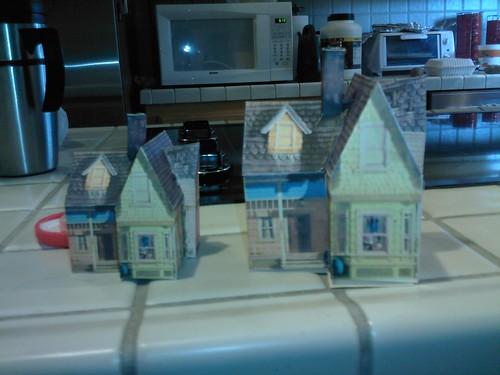 pixar up house model. Up House Models