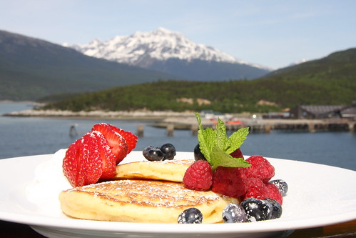 Mr. Mike's Alaskan Sourdough Pancakes