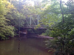 Cahaba Beach Road Bridge
