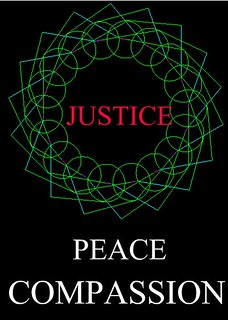 Justice is built on peace. Perhaps this historic agreement with Iran will set an important precedent.