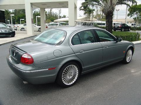 2005 Jaguar S-type 2 $17,900