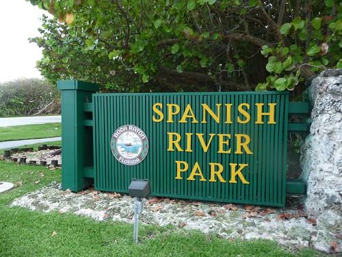 spanish river park.