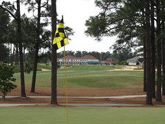 Pinehurst No. Four 4 Golf Course