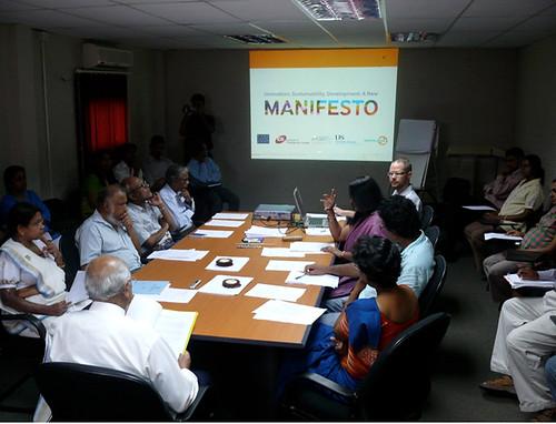 Sri Lanka Manifesto roundtable