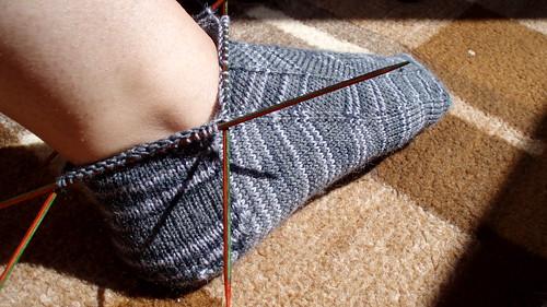 jaywalker wip heel