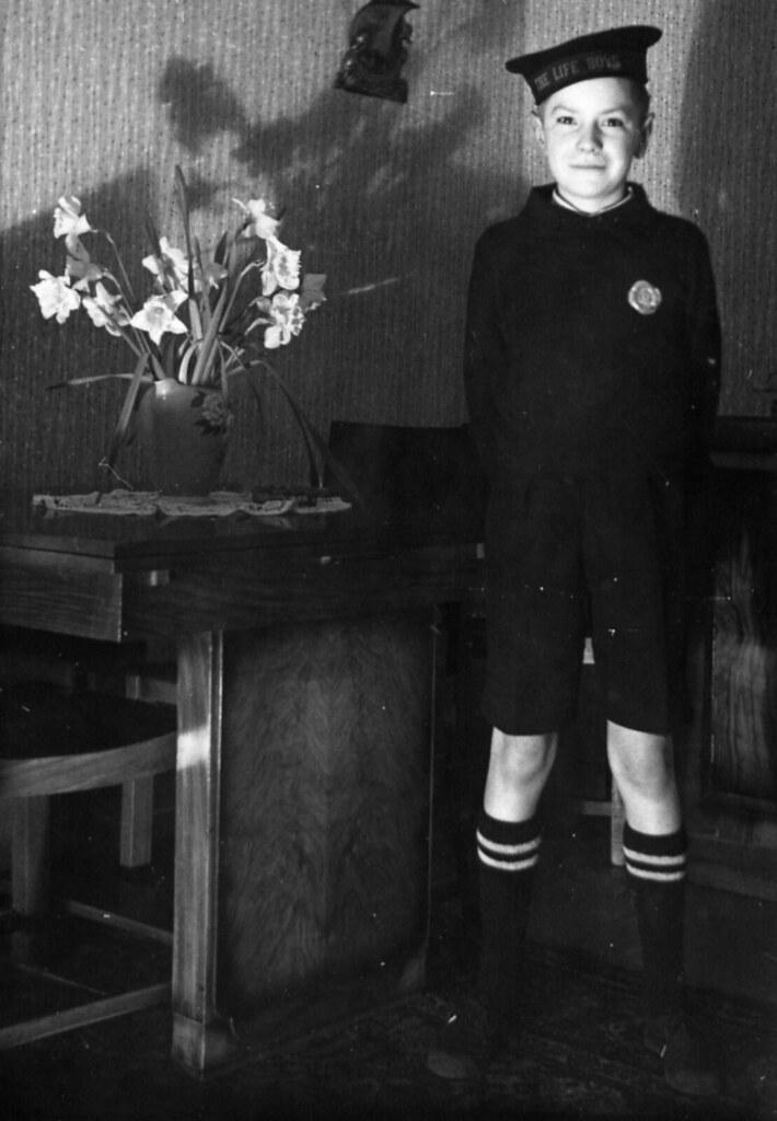 Douglas McCreath, Lifeboy, 1950s