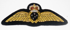 RAAF Wings Badge $20