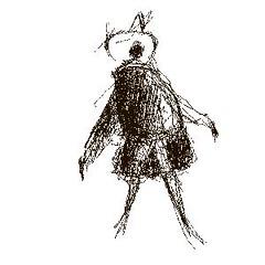 sketch No. 0110 (Valdas M.) Tags: old friends blackandwhite bird love sketch blackwhite noiretblanc silhouettes characters blancinegre digitaldrawing enblancoynegro lifedance inbiancoenero sortoghvid svartochvitt svartoghvitt peopleshadow juodairbalta ernabl mustajavalge beltzaetazuria