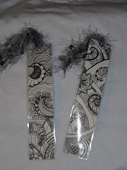 zentangle bookmarks (jensquil) Tags: zentangle