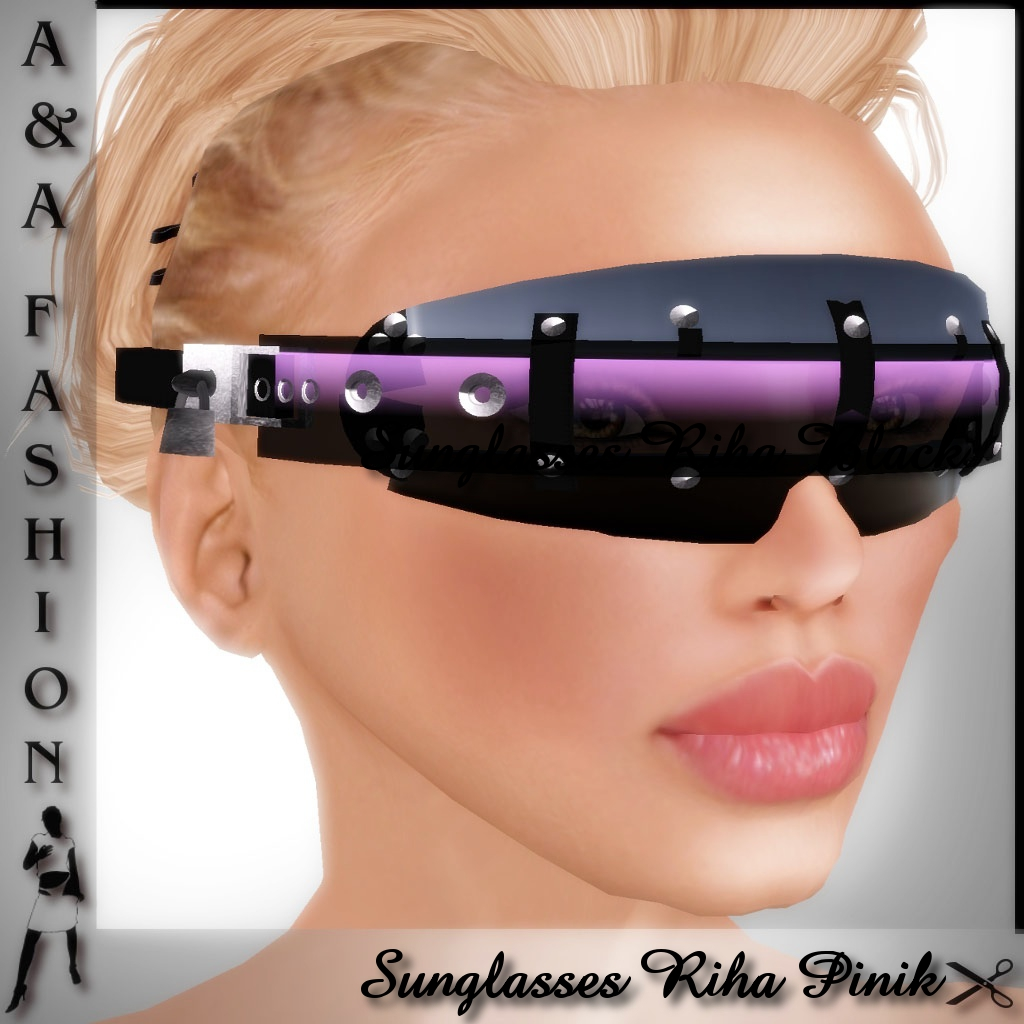 A&A Fashion Sunglasses Pink